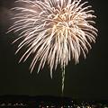 Photos: 鎌倉の花火大会。(8/11)