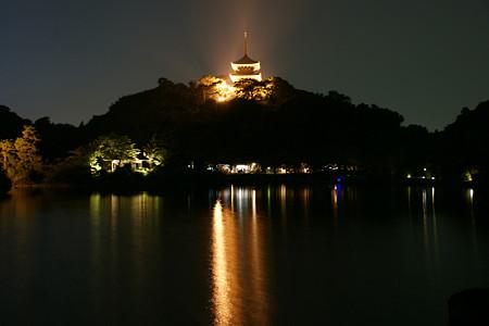 横浜/三渓園の観月会0913a