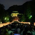 写真: 鎌倉ぼんぼりまつり20140807a