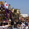 横須賀神輿パレード2014e