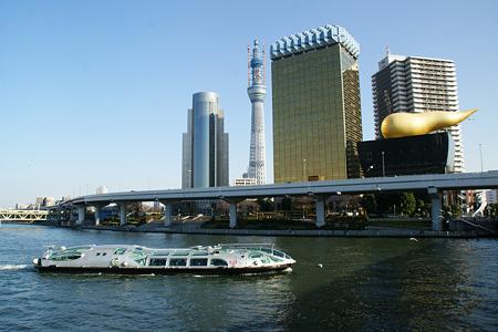 東京スカイツリー建設中!(20101218)