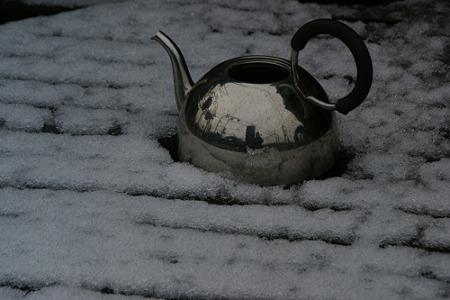 雪の朝!(110212)