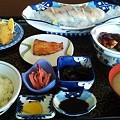 Photos: 恵山のとどほっけ定食