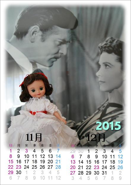 ドールカレンダー201511-12