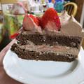 写真: 美味しいケーキ