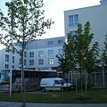 Photos: DSCF0703 ミュンヘンで泊ったホテル