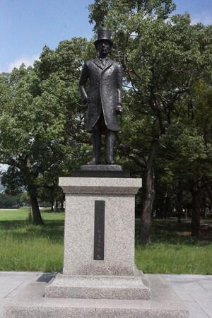 加藤友三郎銅像 - 2