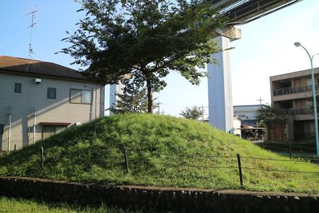 甲州街道万願寺一里塚 (1)