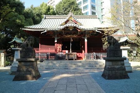 金王八幡宮 (1)