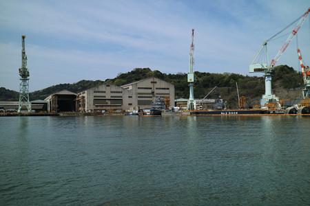 舞鶴湾巡り遊覧船 (9)