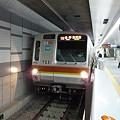 写真: 東京メトロ副都心線7000系(8両編成)