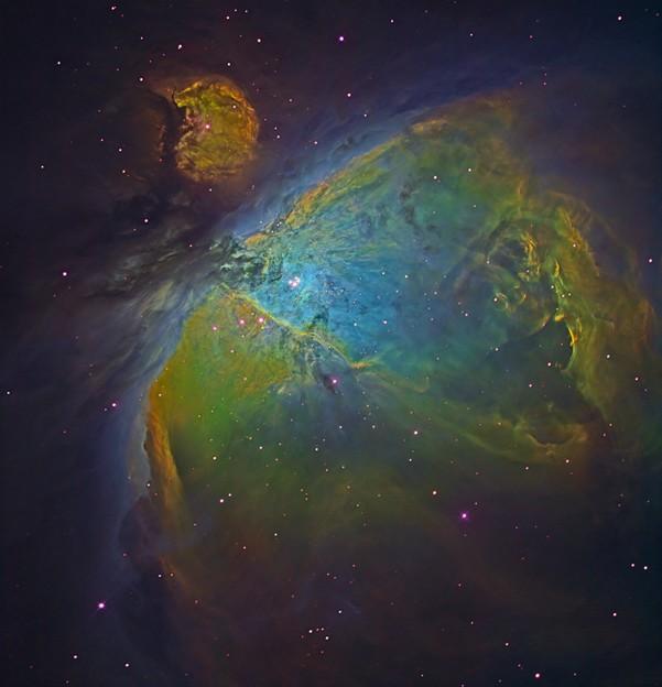 オリオン座大星雲M42