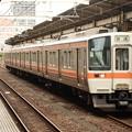 お昼前の浜松駅 発車する313系興津行き778Mと発車約10分前の311系豊橋行き937M