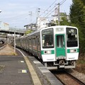 Photos: 719系2540M仙台行き塩釜1番入線