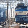 Photos: EF66 36接近!