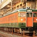 Photos: 115系T1090編成472M宇都宮貨物(タ)~石橋にて