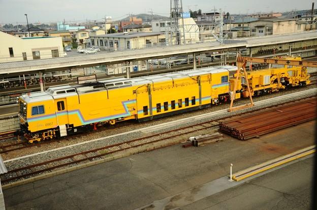 東武鉄道保線車両0907