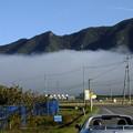 Photos: これからあの霧の中に突入します!