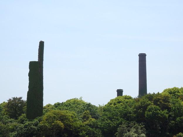 煙突たち2