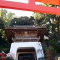 Photos: rs-151008_16_朱の鳥居と瑞心門(江の島) (3)