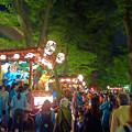 写真: 府中市のくらやみ祭り☆2016