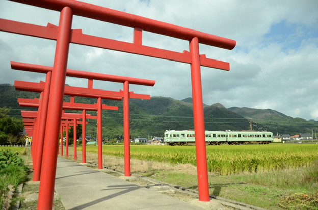 Photos: 粟津稲生神社5