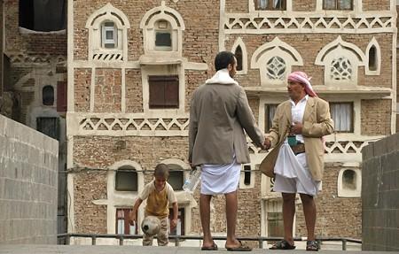 幸福のアラビア ・イエメン 首都サナア