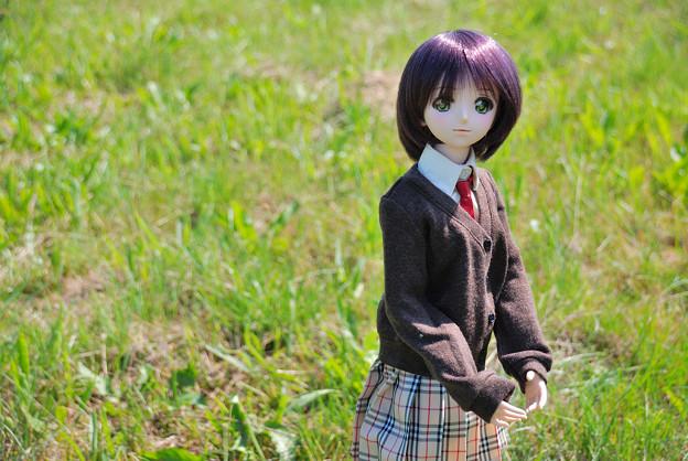 DDSモモ 豊平川河川敷にて 05