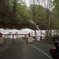 140513-113東北ツーリング・除雪してなくて通行止め