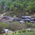 Photos: 140513-116東北ツーリング・泥湯・近くの民家