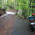 140513-127東北ツーリング・湯の又大滝・ここでバイクをあきらめました