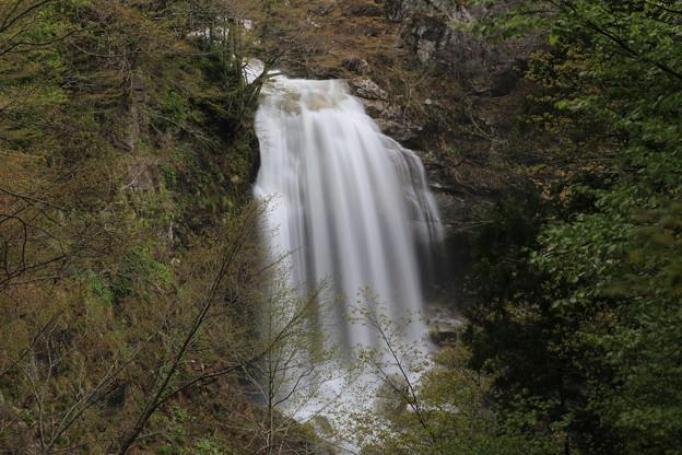 Photos: 140513-135東北ツーリング・湯の又大滝