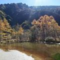 151016-138焼岳登山と上高地・田代池
