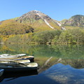 151016-151焼岳登山と上高地・大正池と焼岳