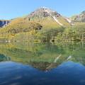 151016-152焼岳登山と上高地・大正池と焼岳