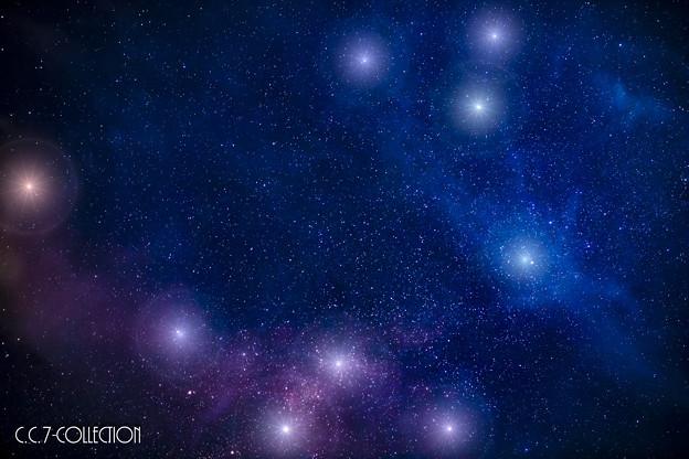 銀河LED
