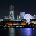 Photos: みなとみらい大桟橋からの夜景