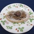 写真: 神戸屋キッチン「イタリア栗のモンブラン」