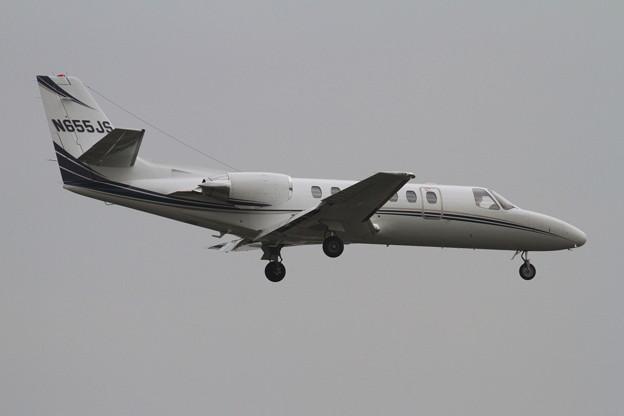 Cessna560 N655JS