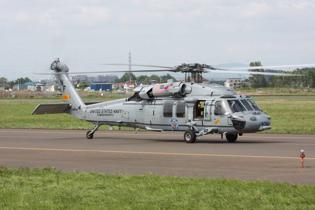 MH-60S  168534 NF-616 HSC-12