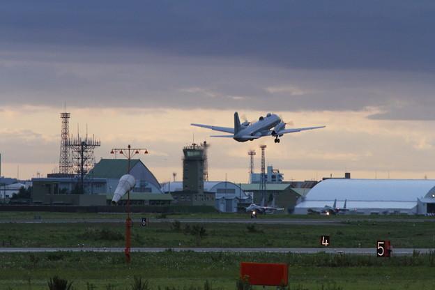 YS-11EB Night Flightへ