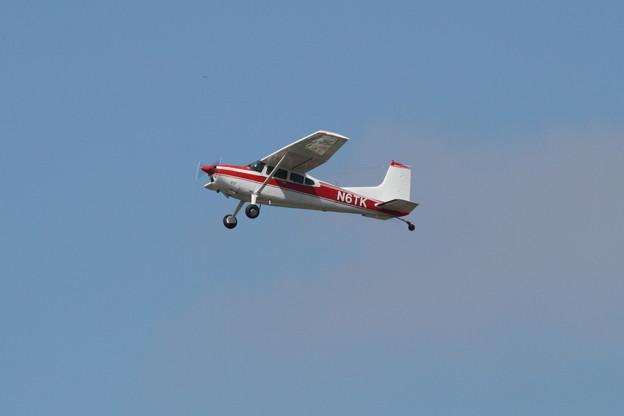 Cessna180 Skywagon N6TK