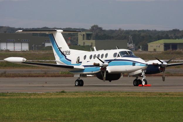 Beech B200T Super King Air N63EB