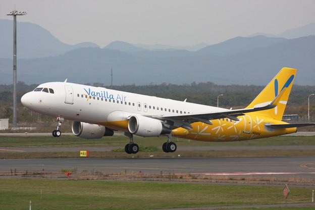 A320 JA04VA Vanilla Air 4号機