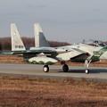 Photos: F-15J Aggressor 898 taxi