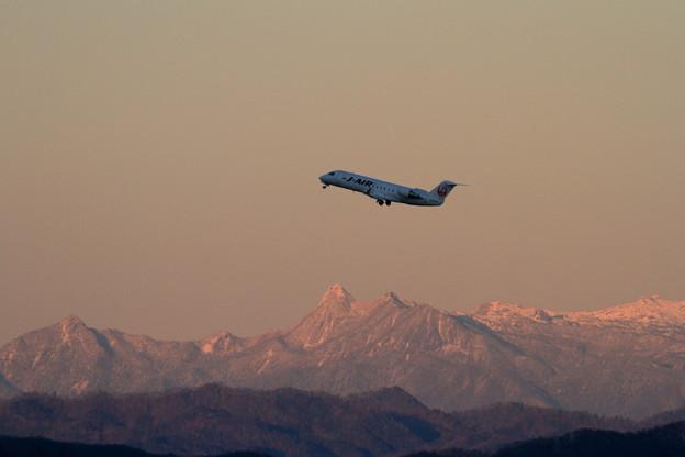 CRJ sora そら 空へ 4
