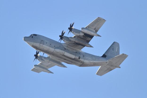 KC-130J 168065 takeoff
