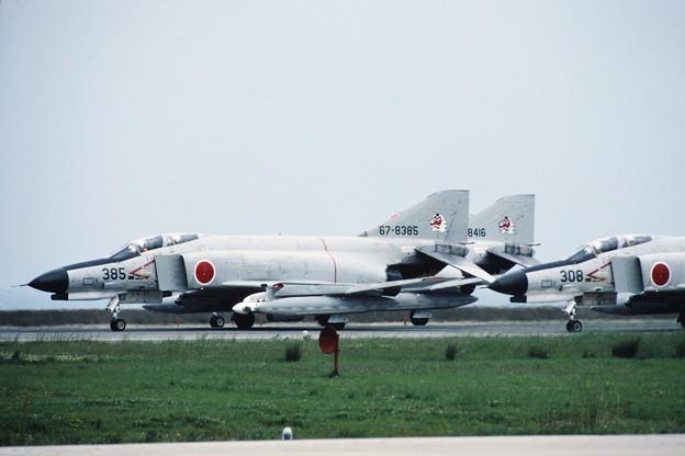 Photos: F-4EJ 8385 304sq RJFZ 1980.05