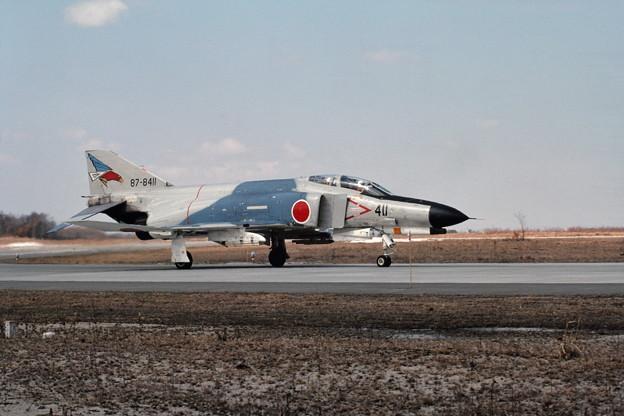 Photos: F-4EJ 8411 302sq CTS 1980.04