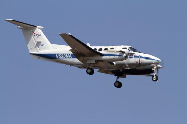 UC-12B 161187 NASA N528NA